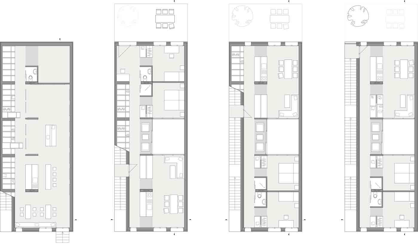 matthias marbes mehrfamilienhaus. Black Bedroom Furniture Sets. Home Design Ideas